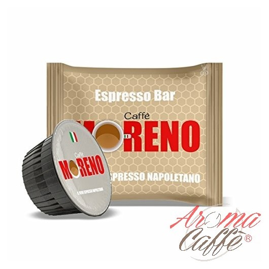 100 Capsule DolceGusto Caffè Moreno (MISCELA ESPRESSO BAR)