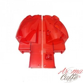 Scocche In Plastica Didiesse Frog Revolution Rosso Trasparente
