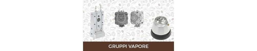 Gruppi Vapore - Detergenti