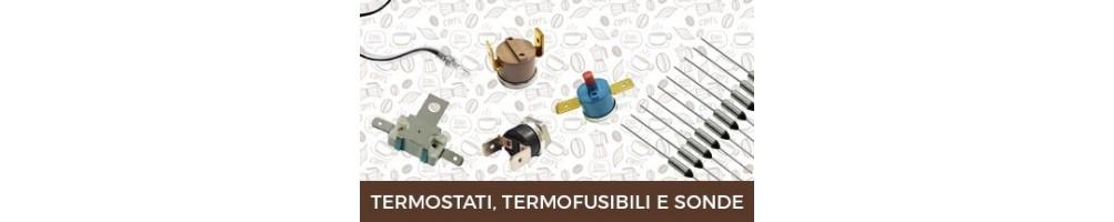 Termostati - Sonde e Termofusibili