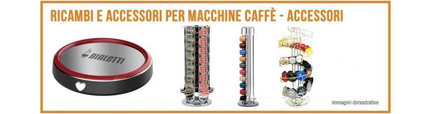 Accessori e complementi per macchine da caffè espresso